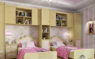 Детская спальня для двоих разнополых детей (61 фото): дизайн комнаты для девочки и мальчика