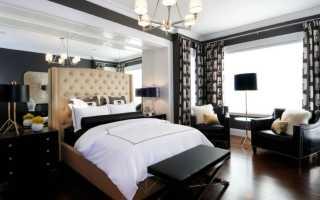 Дизайн спален (225 фото): новинки интерьера  года, красивые спальные комнаты в типичных квартирах