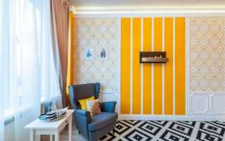 Обои в полоску в интерьере квартиры (75 фото): яркие полосатые варианты для стен в гостиной
