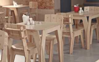 Стулья из фанеры (22 фото): сиденья для красивых стульчиков-качалок из гнутой фанеры