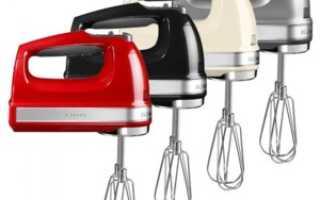 Ручной миксер Kitchenaid: Robot Coupe Micromix, Scarlett, Brok, Braun, Moulinex, Kenwood и отзывы о них