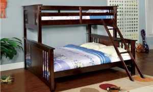 Двуспальная кровать Ikea: двухъярусная модель с матрасом и чердак