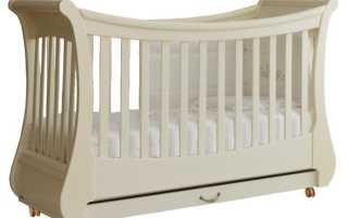 Итальянские кроватки для новорожденных: детские кровати из Италии фирмы Pali