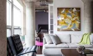 Потолок в стиле «лофт» (32 фото): варианты создания своими руками в квартире и на мансарде