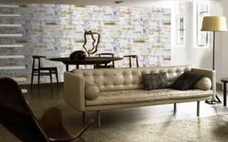 Обои Victoria Stenova (36 фото): флизелиновые стеновые обои и варианты под покраску в интерьере