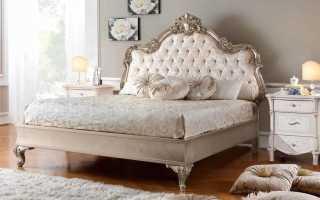Итальянские кровати: современные элитные мягкие модели размером 120х200