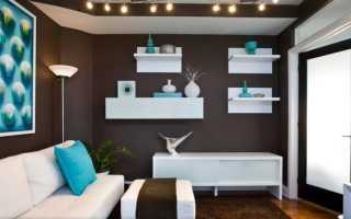 Цвет стен в гостиной (54 фото): каким тоном покрасить стены в зале, как подобрать сочетания