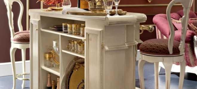 Тумба бар для гостиной ( 25 фото): дизайн барной витрины для зала, угловые мини комоды в современном стиле