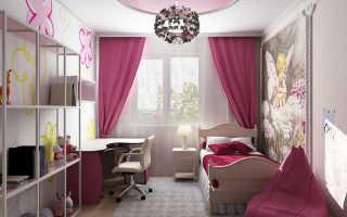 Фотообои для детской комнаты для девочек (68 фото): дизайн для стен с бабочками и феями в интерьере, диснеевские
