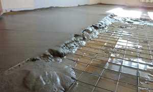 Расход цемента на 1 м2 стяжки: расчет пропорции песка и сухой смеси для пола