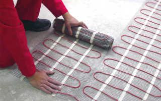 Ремонт электрического теплого пола: почему плохо греет или перестал работать