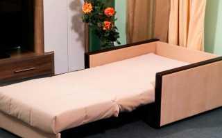 Кресла-кровати небольших размеров для маленьких комнат: угловое кресло для малогабаритной квартиры