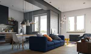 Интерьер и планировка квартиры-студии (77 фото): перепланировка студии в однокомнатную квартиру