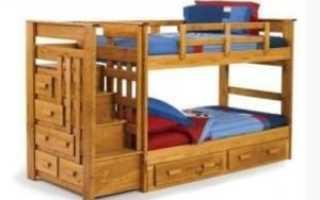Двухъярусные кровати для мальчиков (58 фото): машина для малышей или двух детей в маленькой комнате
