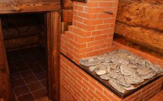 Кирпичная печь для бани (83 фото): проекты и чертежи дровяной печки из кирпича, изготовление своими руками