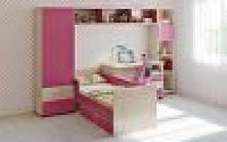 Шкаф в детскую комнату (68 фото): белая модульная мебель для двоих детей