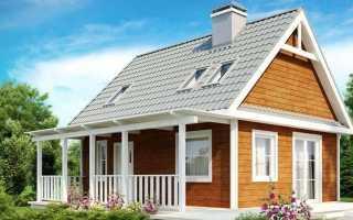 Проекты домов с мансардой площадью до 120 м2: чертежи мансардных коттеджей площадью 110 кв. м, планы блочных домов
