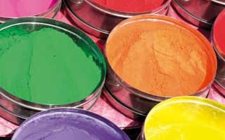 Порошковая краска: виды термостойкой полиэфирной и полимерно-эпоксидной краски для МДФ, составы в баллончиках