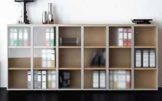 Низкие шкафы (20 фото): невысокий закрытый шкаф для одежды