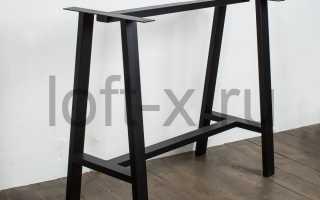Высокие барные столы: подстолья для барных столиков на ножке
