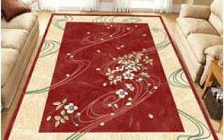 Люберецкие ковры: шерстяные варианты на стену от комбината в Люберцах, детские овальные модели с морской тематикой