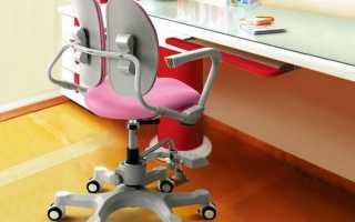Ортопедические кресла для компьютера: варианты для школьника