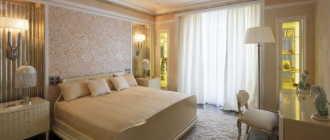 Дизайн спальни: 30 фото