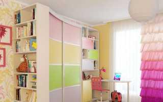 Шкафы в детскую комнату для девочки (33 фото): белые с розовым модели для двух подростков