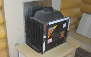 Монтаж камина: установка с индивидуальным отоплением, как установить каминную вытяжку и топку своими руками