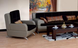 Кресло-кровать с ортопедическим матрасом: лучшие раскладные модели и с цельным основанием