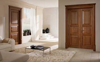 Противопожарные металлические двери: особенности изготовления однопольных и двупольных дверных полотен