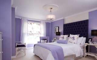 Фиолетовые обои (57 фото): нежные светлые и насыщенные темные цвета стен