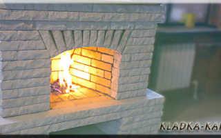 Камины из кирпича(104 фото): сколько стоит сложить кирпичную модель, изготовление красивой модели из красного кирпича