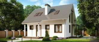 Проект дома размером 8 на 9 с мансардой (27 фото): планировка дома из бруса 8х9