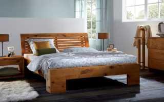 Кровати из бруса (40 фото): модели из клееных брусков и бруса 100×100 в интерьере, отзывы