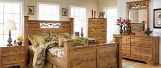 """Спальня в стиле """"кантри"""" (74 фото): дизайн интерьера и мебель"""