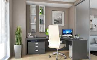 Большие угловые компьютерные столы (18 фото): особенности выбора