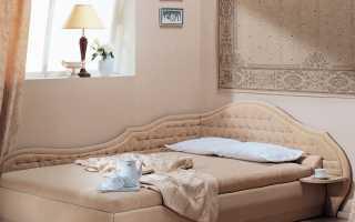 Угловые двуспальные кровати: кровати с изголовьем от лучших мебельных фабрик