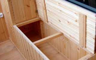 Балкон своими руками (57 фото): как сделать погреб, потолок и ящик на лоджии в частном доме