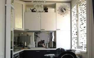 Дизайн кухни в хрущевке: 20 фото идей