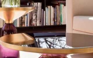 Стандартные размеры журнального столика: высота и ширина, каковы стандарты, стол высотой 60 или 70 см