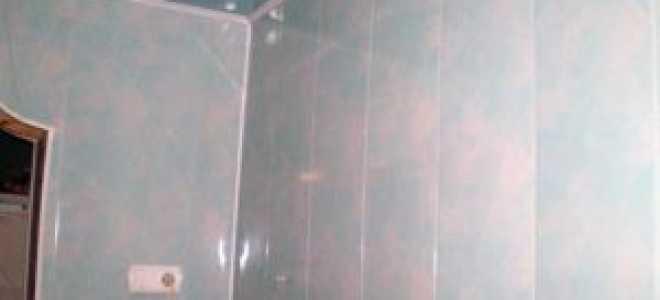 Монтаж на стену панелей ПВХ (52 фото): как крепить ламели и как обшивать стену