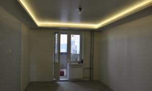 Короб из гипсокартона на потолке (61 фото): как сделать своими руками каркас для двухуровневой конструкции