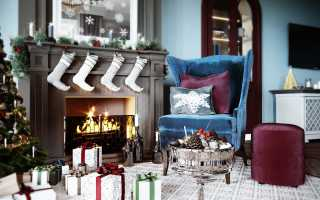 Дизайн гостиной с камином в квартире: современные идеи с фото