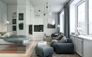 Спальня-гостиная (116 фото): оригинальные проекты интерьера