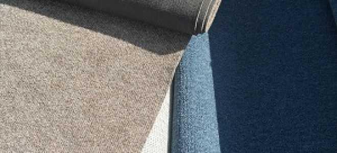 Ковролин на резиновой основе: прорезиненное ковровое покрытие, синтетические модели на резине