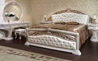 Кровати с кожаным изголовьем (35 фото): кровати с белой спинкой из экокожи, как обтянуть мебель кожей