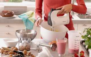 Мощность миксера: самые мощные кухонные модели для дома