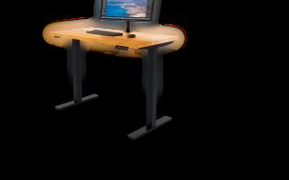 Регулируемые столы: столики с изменяемой автоматической регулировкой по высоте