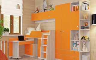 Стенки в детскую комнату (31 фото): угловая мебель для подростка-мальчика и девочки